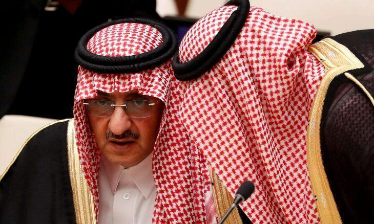 مقام های سعودی به خانواده ولیعهد برکنار شده اجازه دیدار نمی دهند