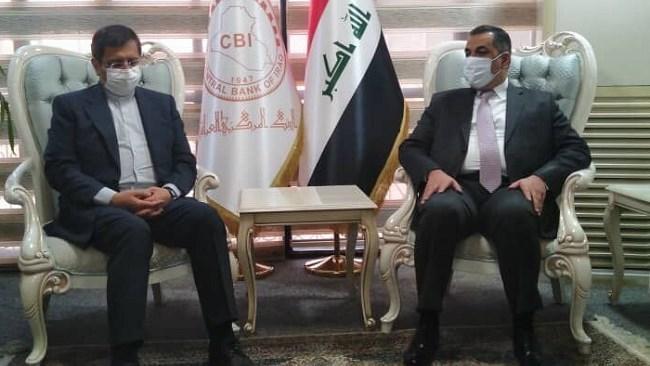 توافق بر سر آزادسازی منابع اقتصادی ایران در عراق برای خرید کالاهای اساسی