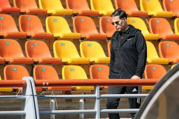 سعید آذری از تمامی فعالیت های فوتبالی محروم شد