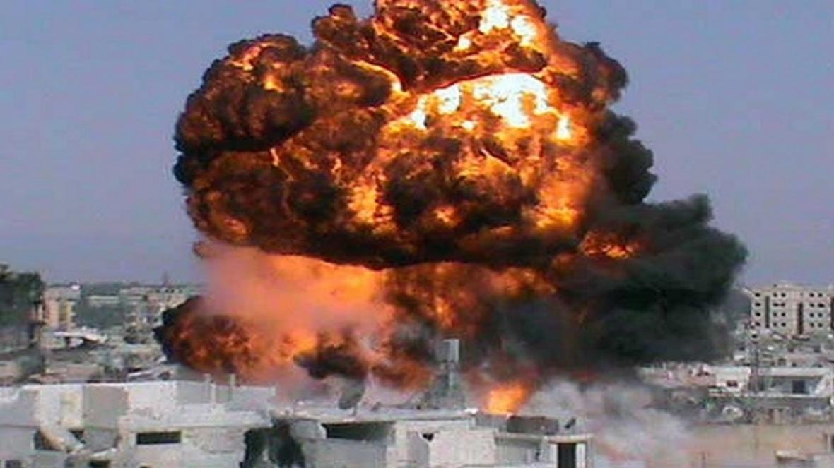 حمله توپخانه ای ارتش ترکیه به شمال سوریه